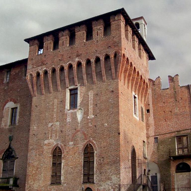 Il castello di San Colombano al Lambro