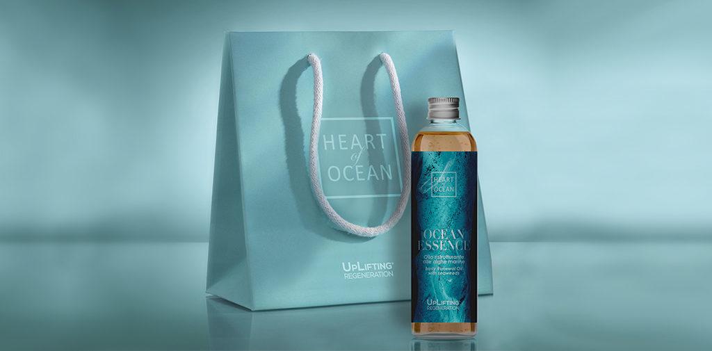 I prodotti Home Care della linea Heart of Ocean