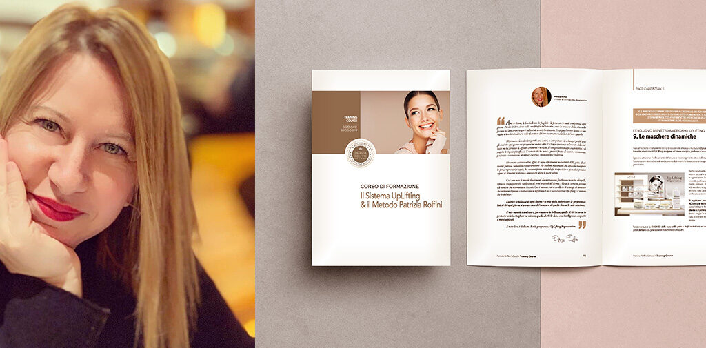 Patrizia Rolfini e il book riservato alle Beauty Ambassador UpLifting