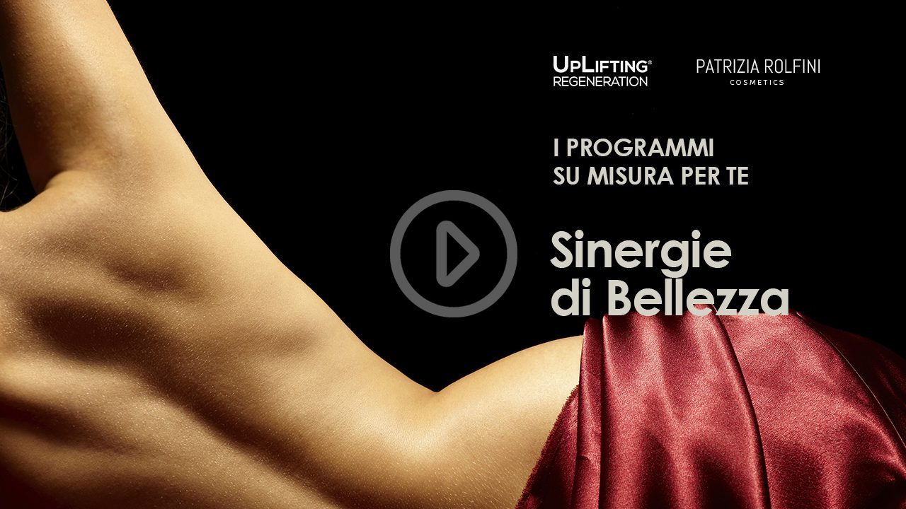 Fermo immagine video: Sinergie di Bellezza by Patrizia Rolfini