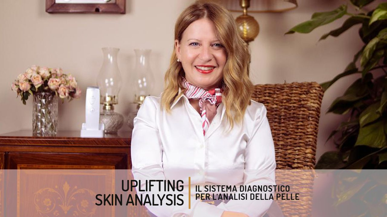 Fermo immagine video: La diagnosi estetica professionale UpLifting